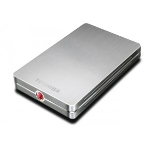 "Toshiba 320GB 2.5"" External"