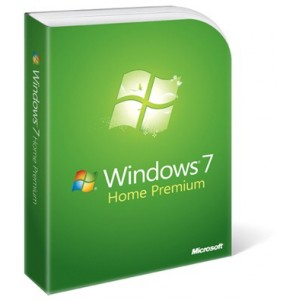 Windows 7 Home Premium 64 OEI