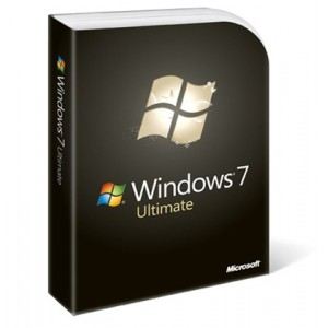 Windows 7 Ultimate 32 OEI
