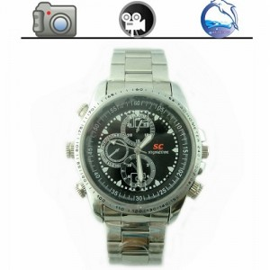 Digital HD DVR Watch