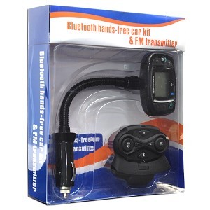 B-328BT Bluetooth v2.0 Handsfree Car Kit